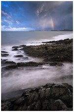 Rainbow Seascape