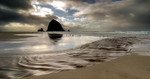 Cannon Beach, eye of